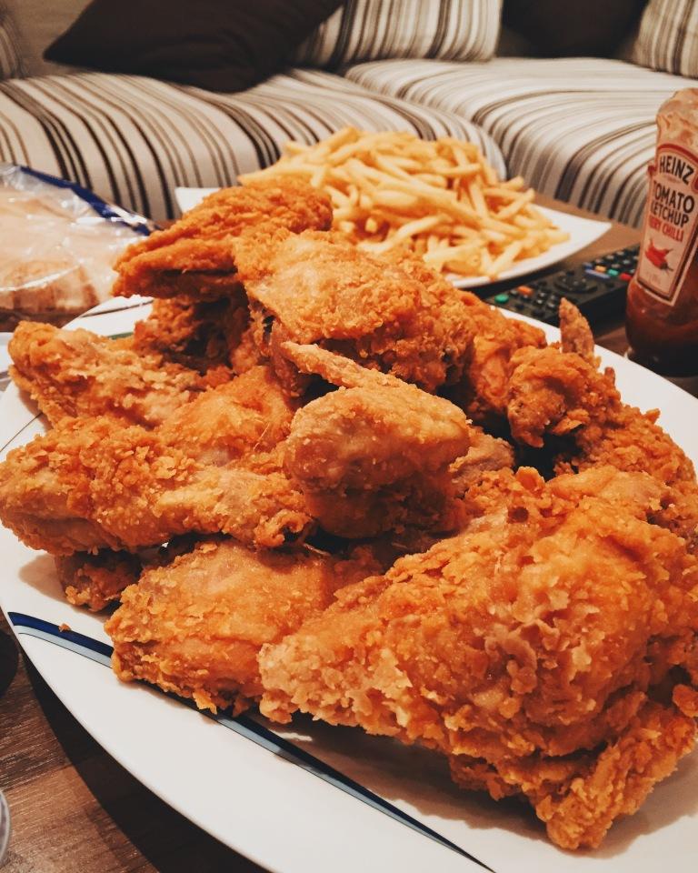 Kufah Broasted Chicken