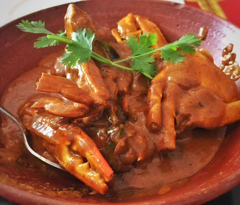 The Crab Tushar is amazing and the thick gravy is well spiced and flavoured with fresh coconut milk.
