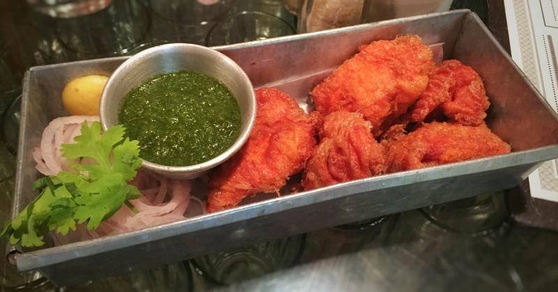 Chicken Farcha