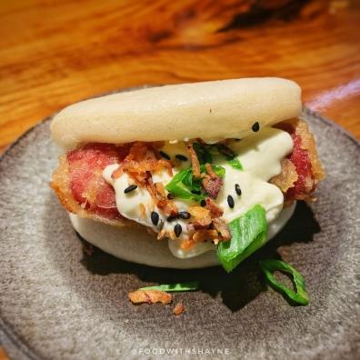 'Hotdog Bao'