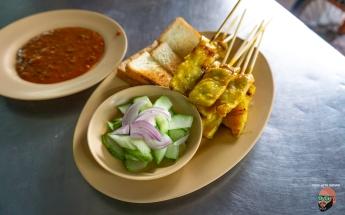 'Pork Satay'